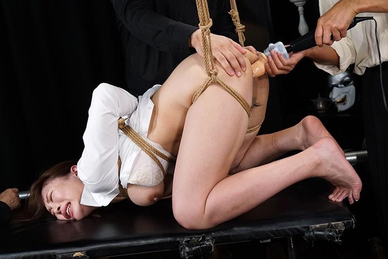 女体拷問研究所III JUDAS FINAL STAGE Story-3 The Revive-慟哭する無敗の女神- 凛音とうか 12枚目