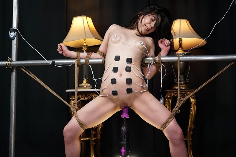 拘束した拷問でイキまくる