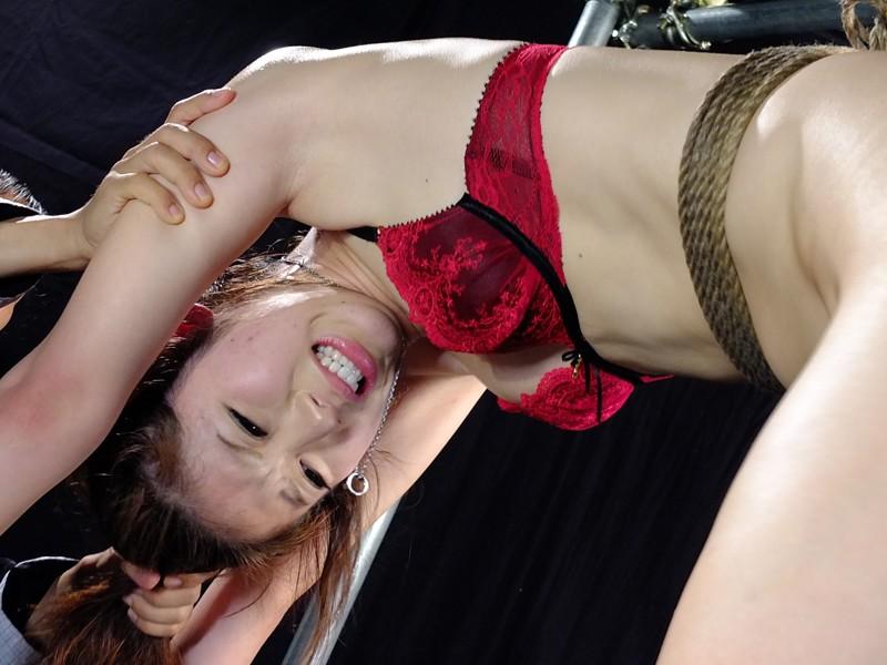 強い女が発狂するまで嬲られる 屈辱まみれの昇天失神痙攣地獄 RED BABE ULTRA MOVIES