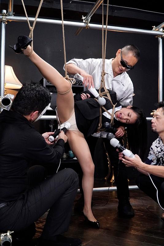 女体拷問研究所III JUDAS FINAL STAGE Story-4 新たなる残酷の夜明けに散りゆく紅華 逢見リカ 7枚目