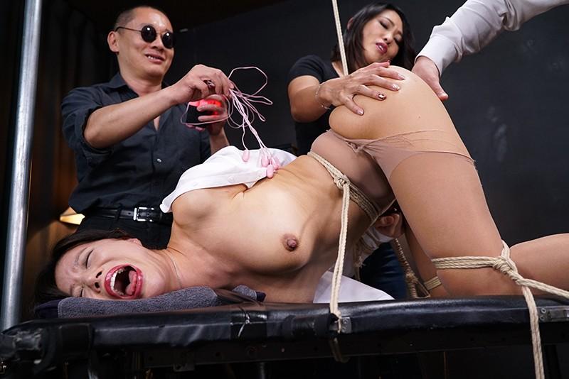 BeAST-狂辱の麻薬捜査官- Case-003:堂本香織の場合 屈辱の緊縛火達磨!剛腕の女が剥がされゆく無頼の仮面 片瀬仁美12