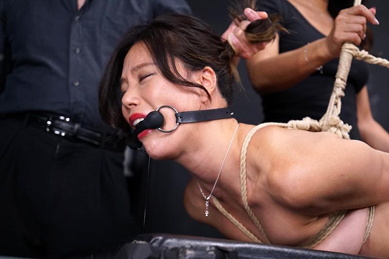BeAST-狂辱の麻薬捜査官- Case-003:堂本香織の場合 屈辱の緊縛火達磨!剛腕の女が剥がされゆく無頼の仮面 片瀬仁美14