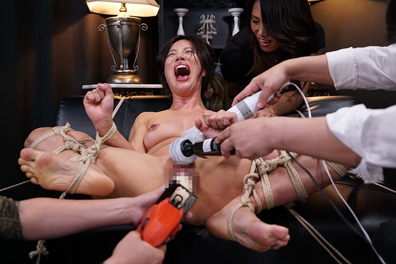 BeAST-狂辱の麻薬捜査官- Case-003:堂本香織の場合 屈辱の緊縛火達磨!剛腕の女が剥がされゆく無頼の仮面 片瀬仁美17