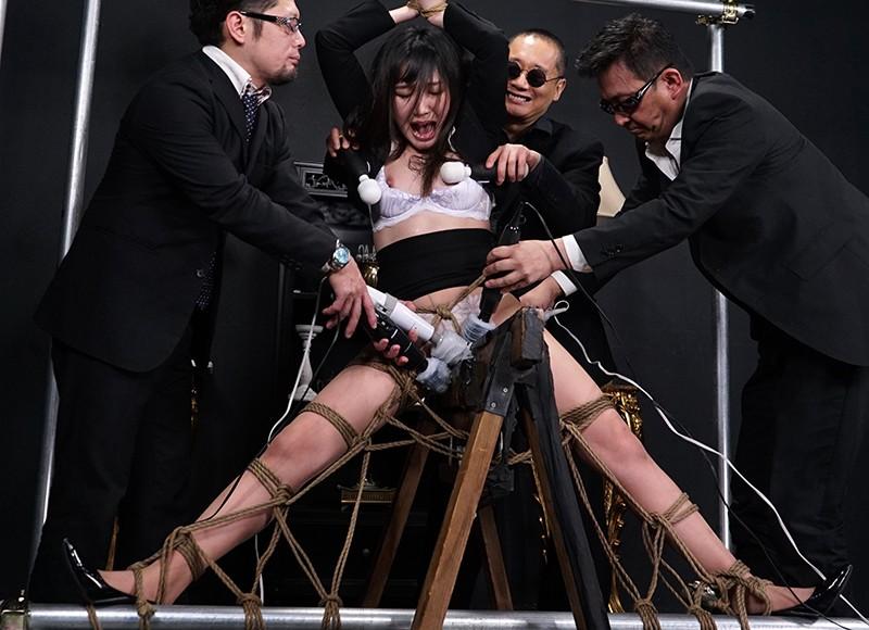 残酷猟奇性拷問 忍 女捜査官が号泣する肛虐処刑 episode-1 高城英玲奈の発狂 武田エレナ6