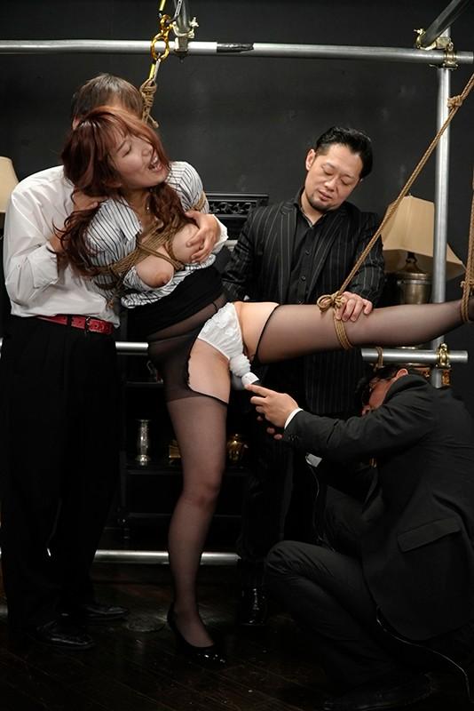 BeAST-狂辱の麻薬捜査官- Case-004:姫咲真奈美の場合 究極の残酷女肉拷問! 無惨に涙を垂れ流す狂った秘奥 彩奈リナ キャプチャー画像 11枚目