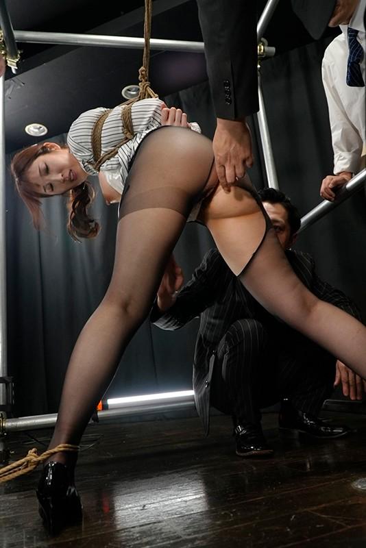 BeAST-狂辱の麻薬捜査官- Case-004:姫咲真奈美の場合 究極の残酷女肉拷問! 無惨に涙を垂れ流す狂った秘奥 彩奈リナ キャプチャー画像 12枚目