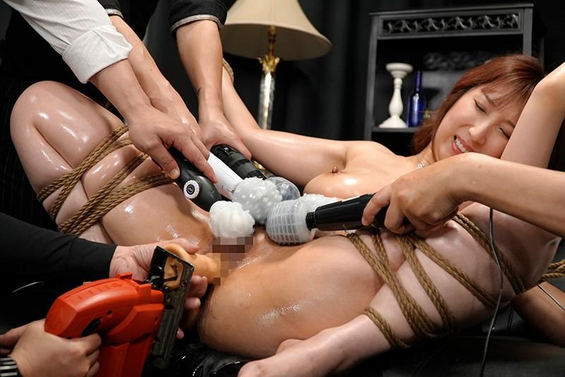 BeAST-狂辱の麻薬捜査官- Case-004:姫咲真奈美の場合 究極の残酷女肉拷問! 無惨に涙を垂れ流す狂った秘奥 彩奈リナ キャプチャー画像 18枚目