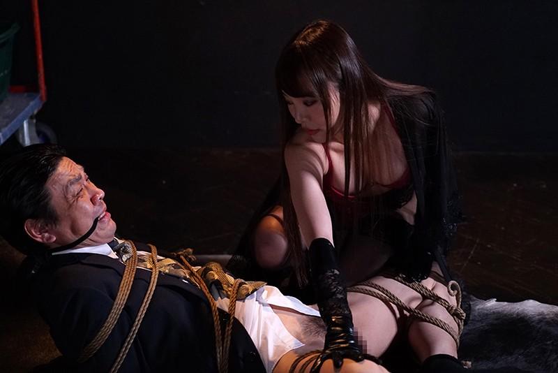 小悪魔女王蹂躙地獄 Episode-10:紅蓮のアマゾネス拷虐HOGTIED 涼美ほのか キャプチャー画像 1枚目