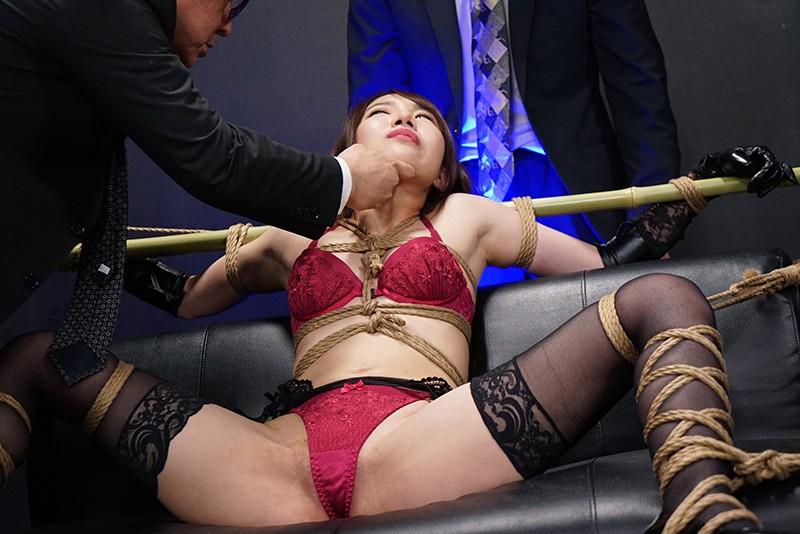 小悪魔女王蹂躙地獄 Episode-10:紅蓮のアマゾネス拷虐HOGTIED 涼美ほのか キャプチャー画像 6枚目
