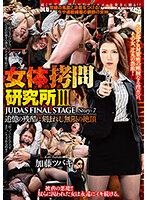 女体拷問研究所 III JUDAS FINAL STAGE Story-7 追憶の残酷に刻まれし無限の絶頂 加藤ツバキ