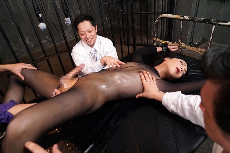 潜入捜査官女装子 屈辱に蕩ける男魂令嬢の淫肉は切ないほど震えながら爆イキする!! 茜さつき