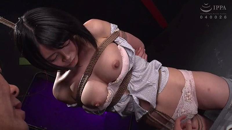 巨乳で美乳の美少女の、辱め縛り凌辱エロ動画。【フェラ、緊縛、調教動画】
