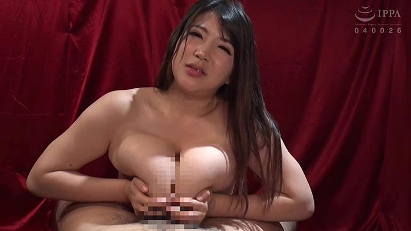 僕の鼓膜にからみつく!爆乳痴女のねっとりえげつない囁き淫語セックス 優月まりな 画像6