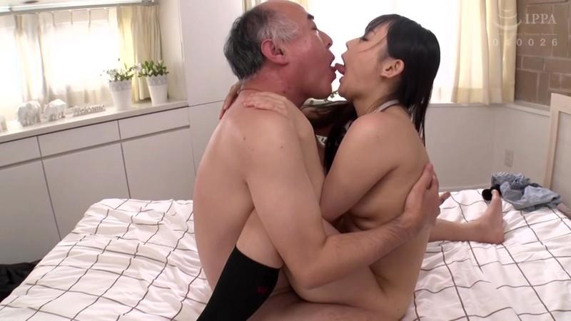 下品なキスで犯してあげるね!中年男を殺す唾液まみれのベロチューセックス 優木しの 20枚目