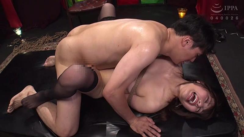 縛交 狂乱交尾・ドマゾ女を縛肉連続ファック 早川瑞希 8枚目