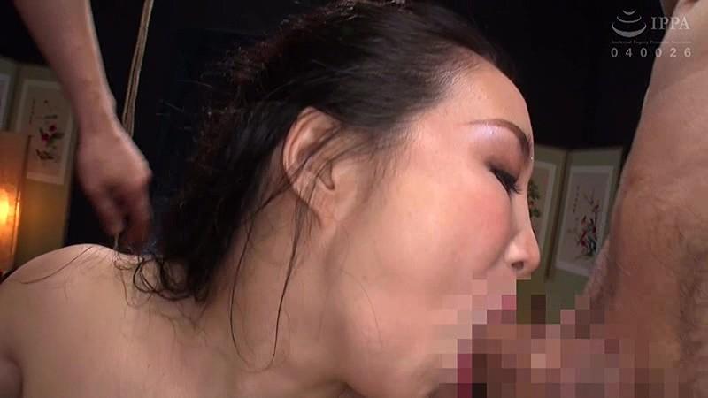 マダム緊縛肉便器 ドマゾな人妻を緊縛&追ピス孕ませ 桐島美奈子