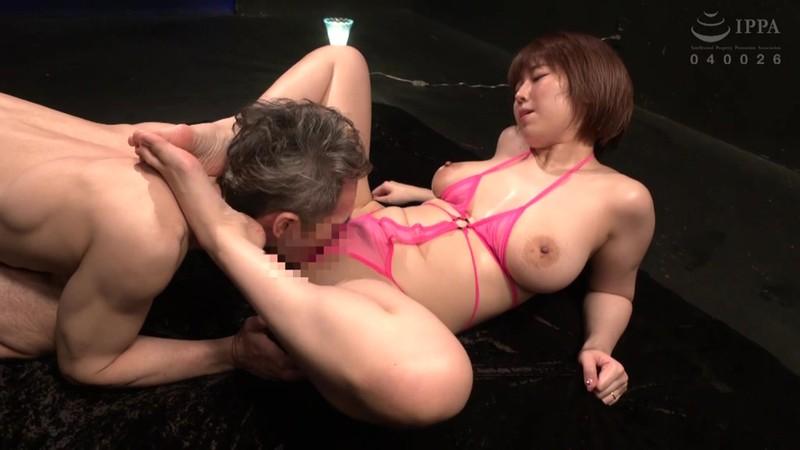 松本菜奈実の強制クンニ