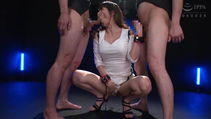 膣イキ洗脳 ガニ股拷問 高身長人妻ハードファックでイキ狂い 澤村レイコ