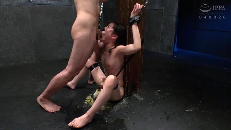 制服少女 イラマチオ飼育 神野ひな 9枚目
