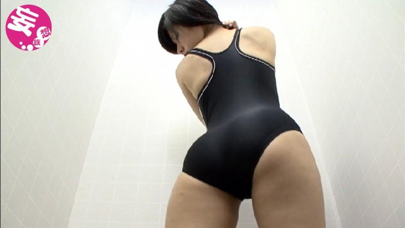 シュールフェティッシュプロジェクト 競泳水着 キャプチャー画像 4枚目