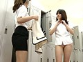 オフィス更衣室OLの日常4時間特別編 4 (DOD)