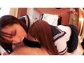ミニスカ女子校生が食い込みパンティー見せつけながらチ○ポを舐めたり咥えたりシゴいたりする所をパンチラアングル多めに撮ってみました。