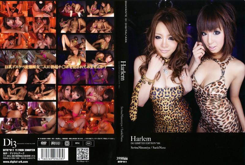 【女性優位 M男 女攻め】Harlem Di3 LIMITED EDITION 001