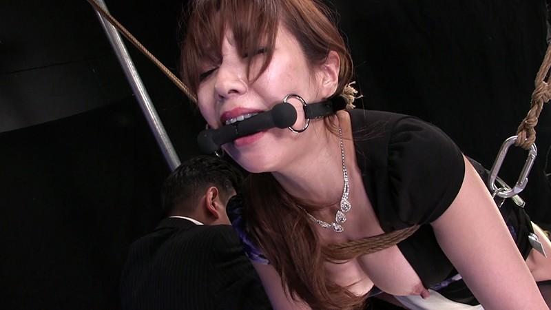 女王蹂躙地獄 vol.17 奴隷堕ちのマダムXは残虐に哭く 鬼畜の凄惨な拷問に咆哮する女体 相浦茉莉花 10枚目