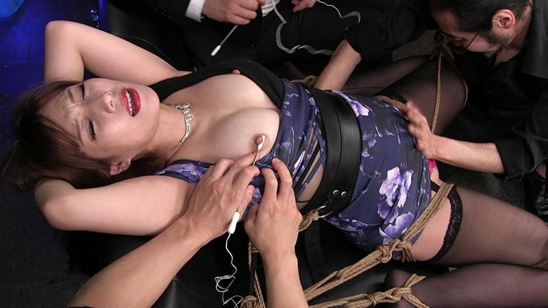 女王蹂躙地獄 vol.17 奴隷堕ちのマダムXは残虐に哭く 鬼畜の凄惨な拷問に咆哮する女体 相浦茉莉花 12枚目
