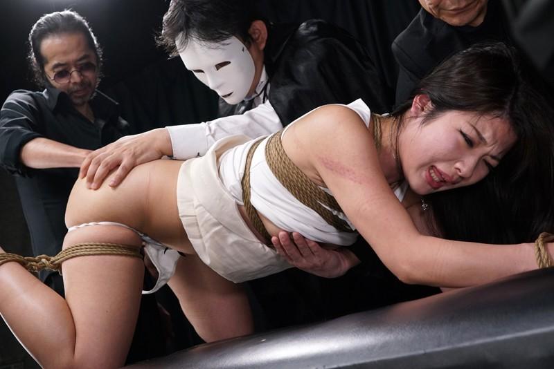 女体拷問研究所 THE THIRD JUDAS Episode-22 秘伝の男魂悩乱奥義を持つ女と 深淵なる女体発狂催淫術の攻防 水谷あおい 11枚目