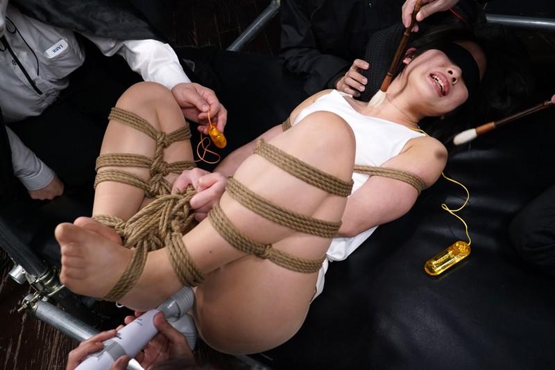 女体拷問研究所 THE THIRD JUDAS Episode-22 秘伝の男魂悩乱奥義を持つ女と 深淵なる女体発狂催淫術の攻防 水谷あおい 8枚目