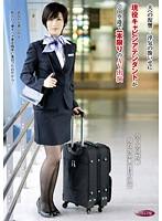 夫への復讐… 浮気の腹いせに現役キャビンアテンダントが○田空港で一本限りのAV出演 ダウンロード