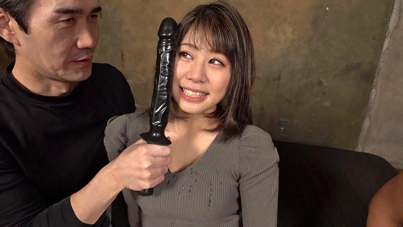 初めての緊縛とイラマチオ漬けで興奮する新婚アラサー巨乳妻 明日香さん(31)3