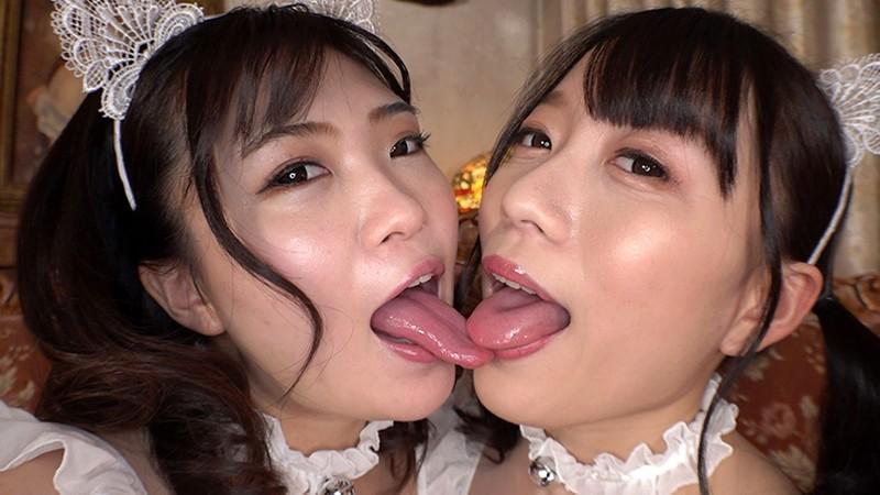 ガチ友W痴女! 唾液まみれの舌ベロで仲良しおしゃぶり逆レ●プ三昧!8