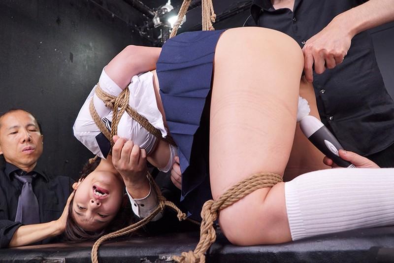SUPER JUICY AWABI GODDESS No.2 拷問される美少女 痙攣淫体肉辱神 ひなた澪 10枚目