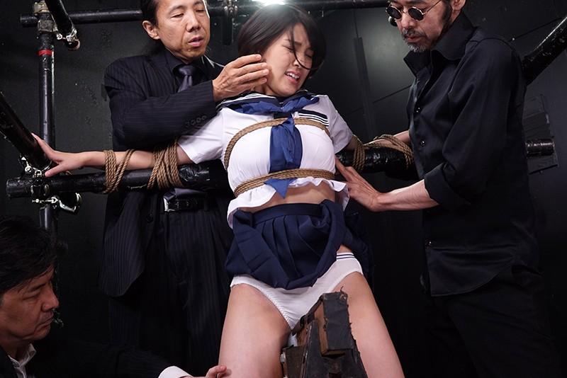 SUPER JUICY AWABI GODDESS No.2 拷問される美少女 痙攣淫体肉辱神 ひなた澪 5枚目