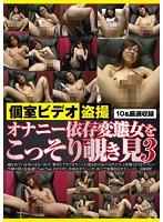 個室ビデオ盗撮 オナニー依存変態女をこっそり覗き見 3 ダウンロード