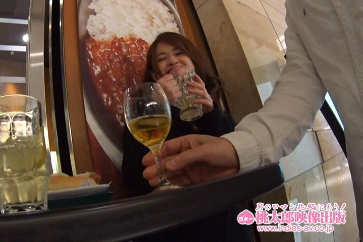 素人朝までナンパ酒!! 2枚目