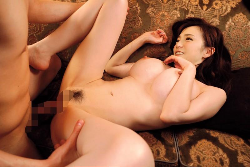 【おっぱい】美人スレンダーな爆乳の、すみれ美香の騎乗位パイズリ手マンエロ動画!【顔射、フェラ、セックス動画】