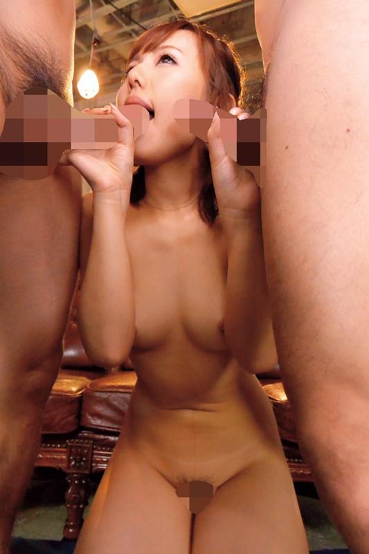 濃厚なフェラチオと濃密なSEX 画像9