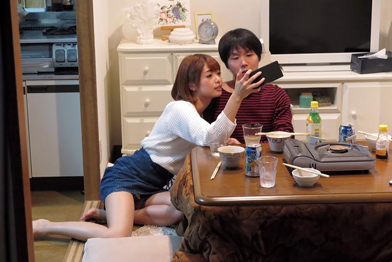 彼女が3日間家族旅行で家を空けるというので、彼女の友達と3日間ハメまくった記録(仮) 川上奈々美14