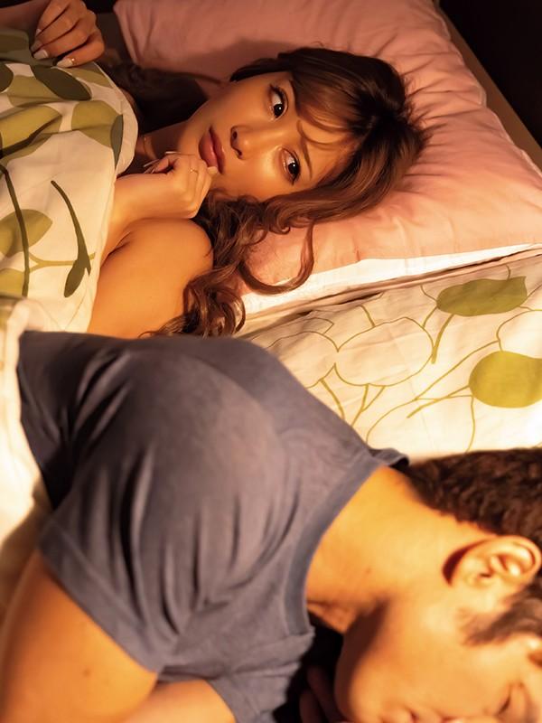 不倫相手に夢中で俺をイヤがる妻に何度も中出し【寝取りがえし】夫の特権を利用して妻が出かける直前に強襲FUCK、体舐めまくりセックス、無許可中出しetc. AIKA 14枚目