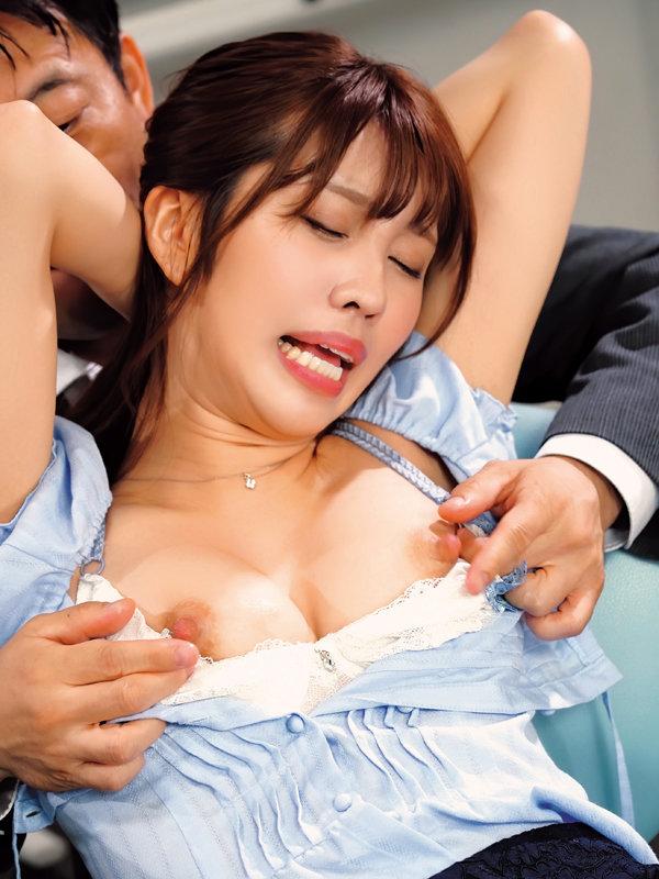 上司に乳首ハラスメントされ続け、早漏イクイク敏感体質に仕込まれた女子社員 朝日奈かれん