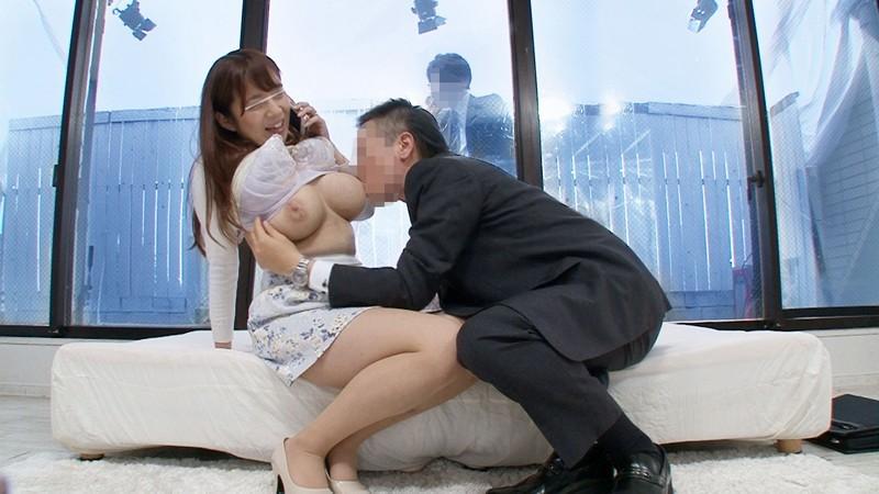 【人妻セックス】美人でエロい爆乳の人妻素人の、フェラクンニ寝取られプレイ動画。実にパーフェクト!【おっぱい】