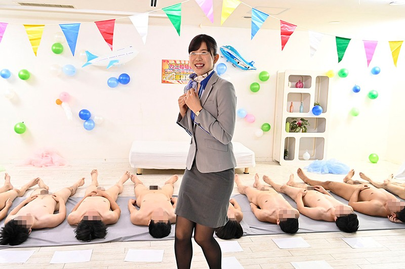 DVDMS-494 Studio Deep's - A Normal Boys And Girls Focus Group Adult Video She's Mounting You And Shaking Her Ass To Get You Off! A Major Airline Cabin Attendant Is Mounting This Lineup Of 10 Cocks For A Consecutive Cowgirl Fuck Fest Challenge! She's Mounting T - big image 1