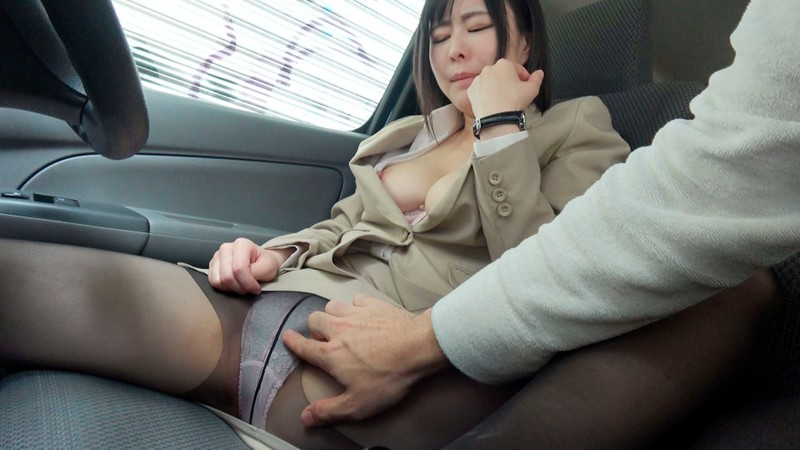 DVDMS-537 Studio Deep's - Picking Up Amateur Girls - Office Ladies With Big Butts Get Fucked In Company Cars! - They Slack Off From Work And Get Raw Creampies In Their Wet Pussies! - 8 Cumshots big image 4