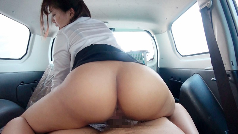 DVDMS-537 Studio Deep's - Picking Up Amateur Girls - Office Ladies With Big Butts Get Fucked In Company Cars! - They Slack Off From Work And Get Raw Creampies In Their Wet Pussies! - 8 Cumshots big image 7