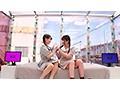 MM号特別編 仲良しAV女優2人組が「心を合わせて脱出ゲーム」...sample2
