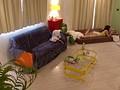 ヤリ部屋。 ひっきりなしに男が訪れるマンションの一室を終日覗き見る。 赤井美月-エロ画像-1枚目