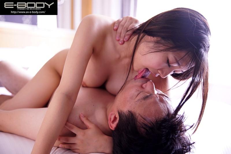 佐倉ねね 「ねっとり濃厚な接吻と発情ベロキス性交」 サンプル画像 1